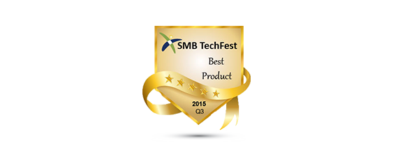 SMB TechFest 2015 Q3 Best Product