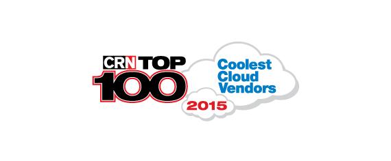 CRN Top 100 Coolest Cloud Vendors 2015