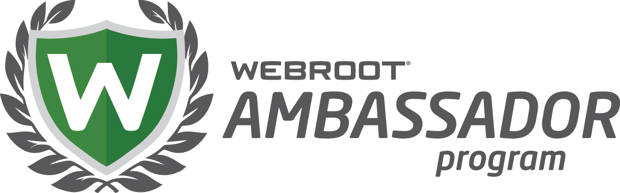 Webroot Ambassador Program Badge