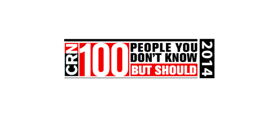 CRN 100 People You Don't Know - But Should 2014